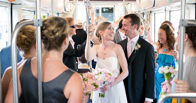 Ecotrust wedding