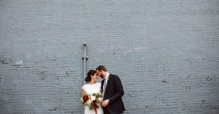 Evergreen Portland Wedding