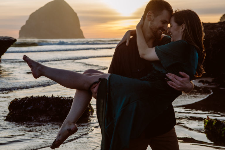Pacific City Engagement